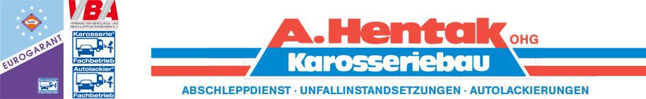 Logo von A. Hentak oHG