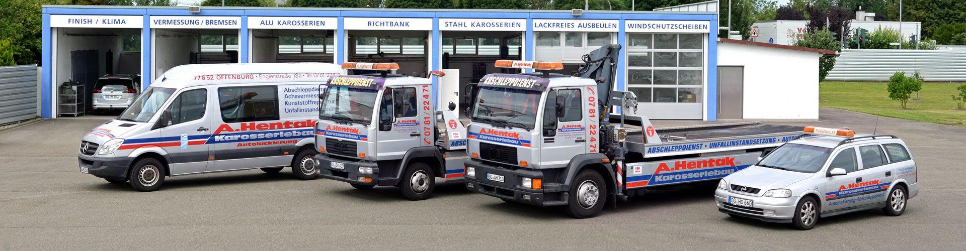 24 Stunden Abschleppdienst in Offenburg: 0781-22471